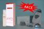 AKCE - Galvanická žehlička na vrásky Galvanic Spa II + 1 sada pleť. zažeh. gelů  + živý kolagen FACE 50ml