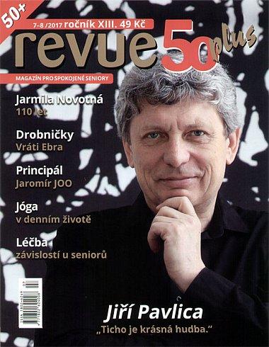 Doc. MUDr. Jan Měšťák, CSc.: ŽIVÝ KOLAGEN je pro mě science fiction - Revue 50plus - magazín pro spokojené seniory